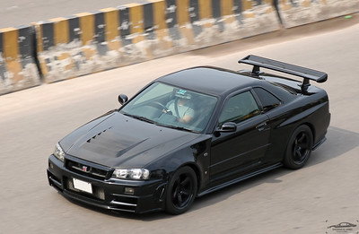 Nissan Skyline: You Will Never See One