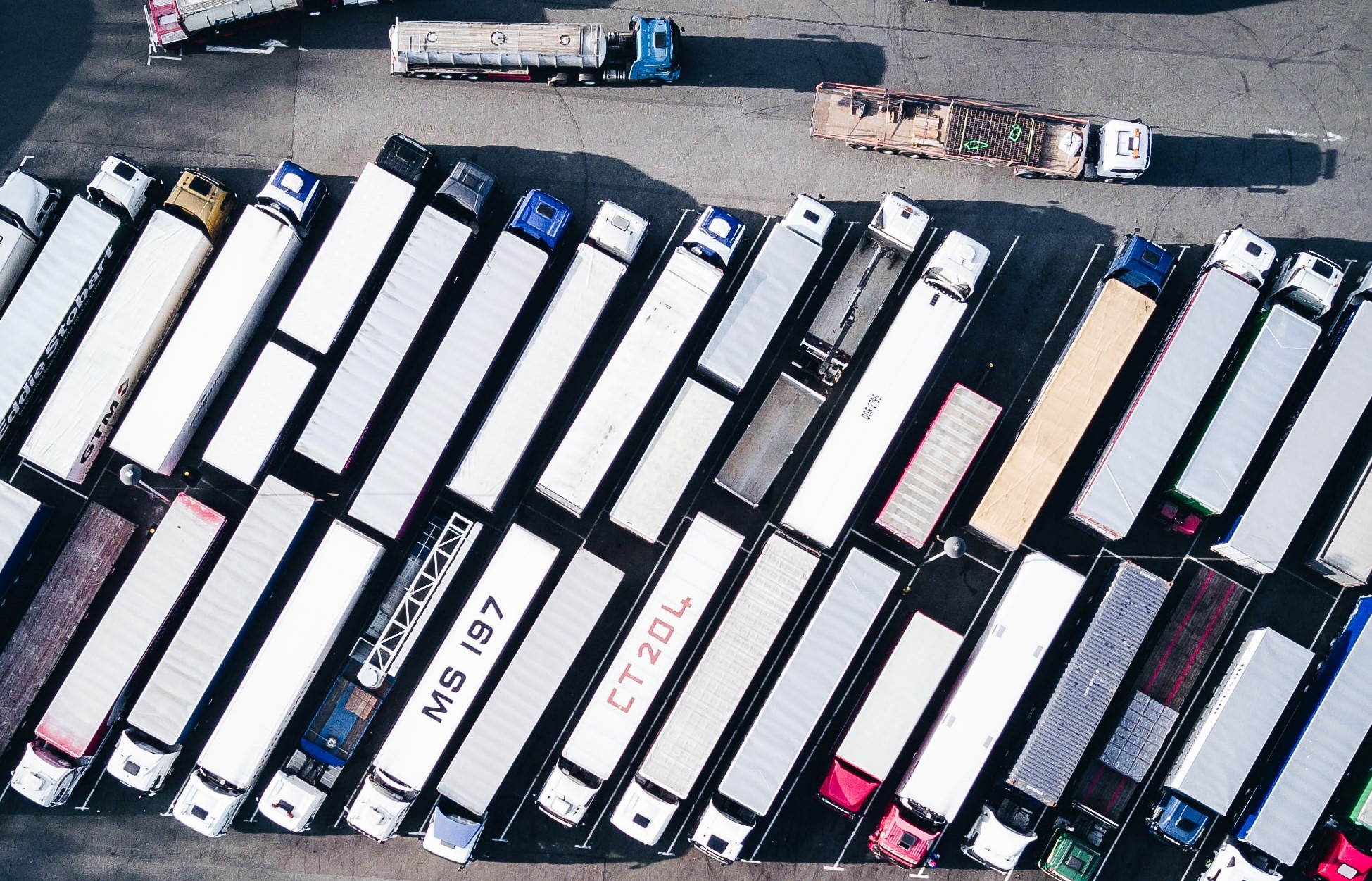 Truck Parking Ignored By House Committee With New Reconciliation Bill